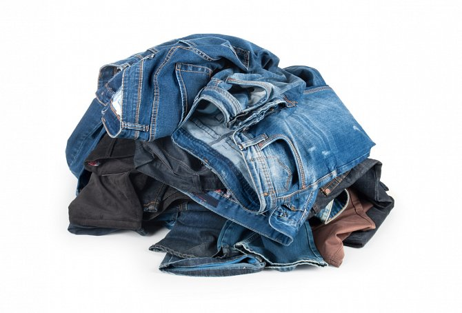 Discarded Denim Deadens Decibels