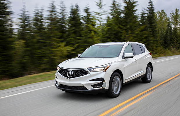 2019 Acura RDX Wins Top Safety Award
